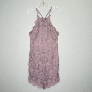 Free People She's Got It Lace Dress Small